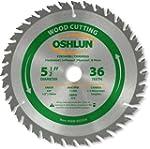 Oshlun SBW-55036 5-1/2-Inch 36 Tooth...