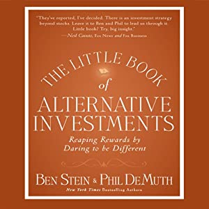 Little Book of Alternative Investments | [Ben Stein, Phil DeMuth]