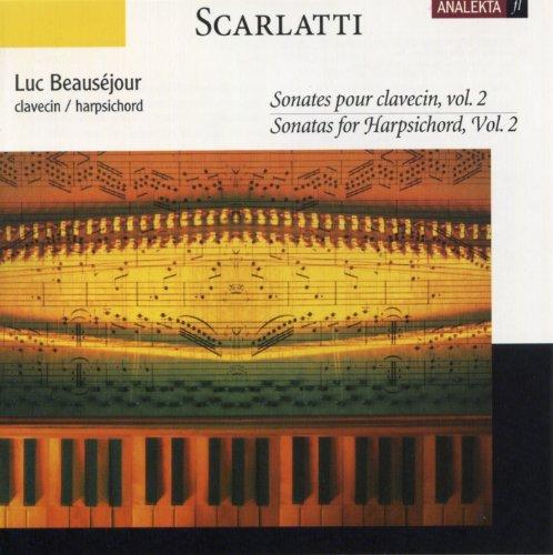 Scarlatti: Sonatas for Harpsichord, Vol. 2