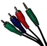 "Roku XDS Component Video (Y/Pb/Pr) Breakout Cable (""Compnt Video"")"