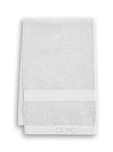 GUND Bear Essential Ringspun Hand Towel, Marshmallow, 16'' By 26''