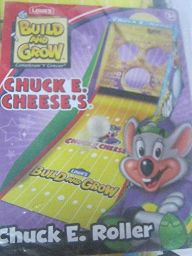 lowes-build-and-grow-chuck-e-cheese-chuck-e-roller-rare