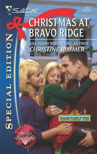 Image of Christmas at Bravo Ridge (Silhouette Special Edition)