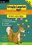 Ursula Lauster: Neue Konzentrationssp...