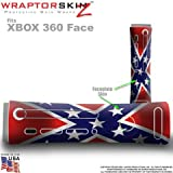 Product  - Product title Confederate Flag Skin by WraptorSkinz TM fits Original XBOX 360 Factory Faceplates