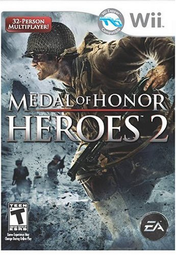 Medal of Honor: Heroes 2 - Nintendo Wii (Star Wars Ii Wii compare prices)