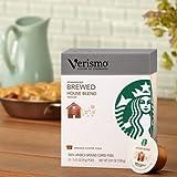 Starbucks Verismo House Blend Coffee Pods, 12 Pods