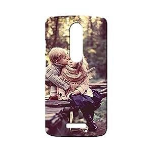 BLUEDIO Designer Printed Back case cover for Motorola Moto X3 (3rd Generation) - G7032