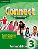 img - for Connect Level 3 Teacher's edition book / textbook / text book