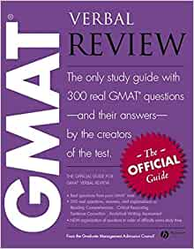 Gmat answers to the real essay