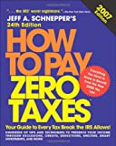 How to Pay Zero Taxes, 2007