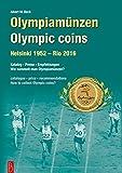Image de Olympiamünzen: Helsinki 1952 - Rio 2016