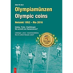 Olympiamünzen: Helsinki 1952 - Rio 2016