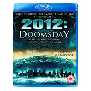 2012: Doomsday [Blu-ray] [Import anglais]