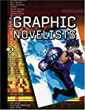 img - for U-X-L Graphic Novelists: Profiles of Cutting Edge Authors and Illustrators Edition 1. 3 Volume Set book / textbook / text book