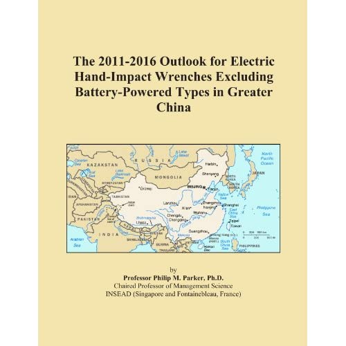 The 2013-2018 World Outlook for Electric Hand-Impact Wrenches Excluding Battery-Powered Types Icon Group International