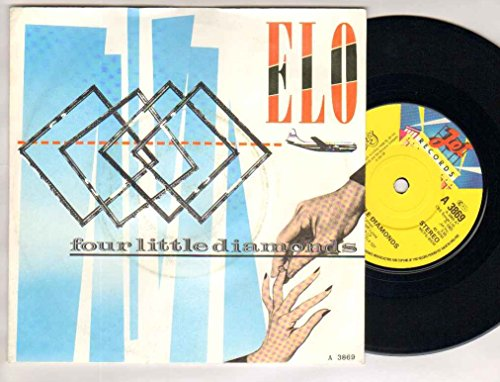 Electric Light Orchestra - Four Little Diamonds - 7 Inch Vinyl / 45