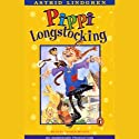 Pippi Longstocking (       UNABRIDGED) by Astrid Lindgren Narrated by Esther Benson