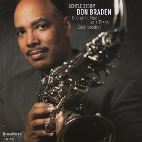 Gentle Storm by DON BRADEN (2008-07-15)