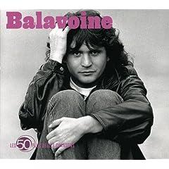 [UL]Les 50 Plus Belles Chansons : Daniel Balavoine (Coffret 3 CD)   Daniel Balavoine