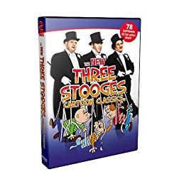 New Three Stooges: Cartoon Classics