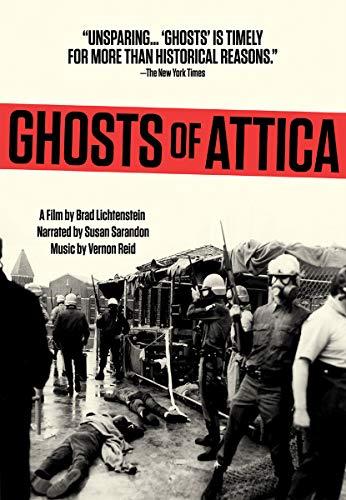 DVD : Ghosts Of Attica