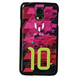 Messi Fluro Pink Case for Samsung Galaxy S5