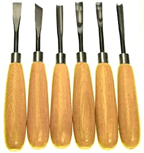 basic wood carving tools