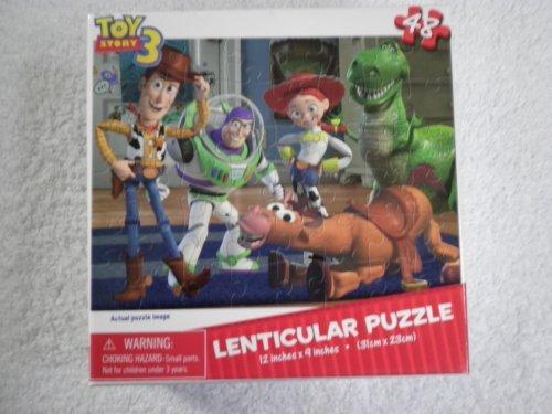 Cheap Cardinal Toy Story 3 48 Piece Lenticular Puzzle – Woody, Buzz, Jessie, Rex, & Bullseye (B004AXMGNM)