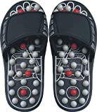 Relaxso® Massage Orthotic Slippers with Fixed Acupressure Knobs