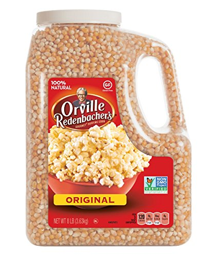 Orville Redenbacher's Gourmet Popping Corn, Original, 8 Pound (Gourmet Popping Corn compare prices)
