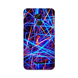TAZindia Printed Mobile Hard Back Case Cover For Coolpad Note 3