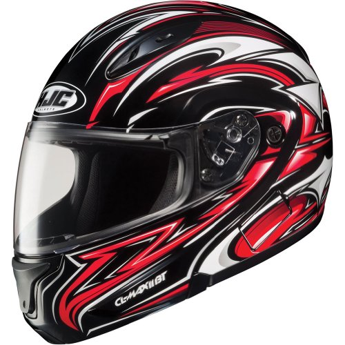 Hjc Atomic Modular Men'S Cl-Max Ii Full Face Motorcycle Helmet - Mc-1 / 5X-Large