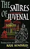 The Satires of Juvenal (0253200202) by Juvenalis, Decimus Junis