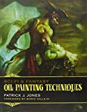 img - for Sci-Fi & Fantasy Oil Painting Techniques book / textbook / text book
