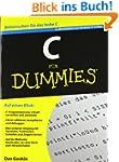 C f�r Dummies (Fur Dummies)