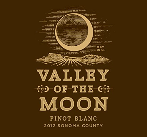 2012 Valley Of The Moon Sonoma County Pinot Blanc 750 Ml