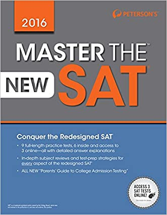Master the New SAT 2016 (Master the Sat)
