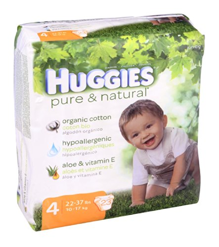 Huggies Pure And Natural Size 4