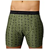 ExOfficio Mens ThatS Fly Boxer Brief,Sage,Small