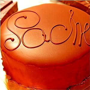 最高級洋菓子 ウィーンの銘菓ザッハトルテ チョコレートケーキ 12cm 本州送料340円