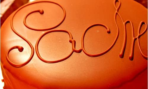 518zfAsxfRL. SX500 CR0,55,500,300  【食べ物】ナッツがトッピングされているチョコケーキ。セブンイレブンの「チョコケーキマウンテン」に注目です