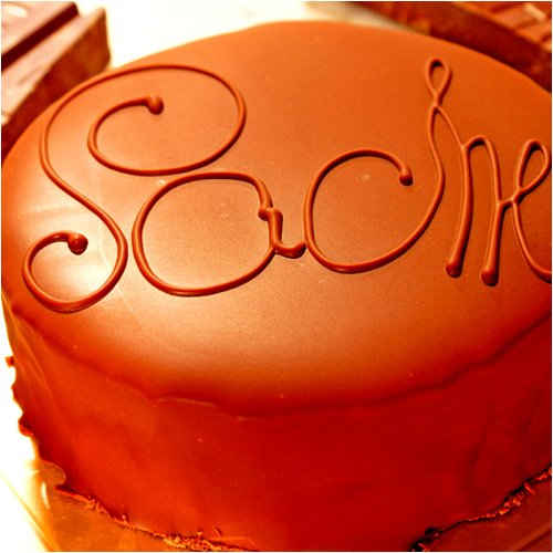 最高級洋菓子 ウィーンの銘菓ザッハトルテ チョコレートケーキ 12cm