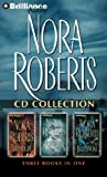 Nora Roberts CD Collection 3: Birthright, Northern Lights, Blue Smoke