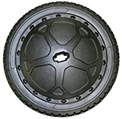 "Original Big Wheel, Replacement Parts, Front Wheel, Black 16"" Diameter"