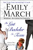 img - for The Last Bachelor in Texas (Cedar Dell, Texas) book / textbook / text book