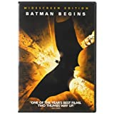 Batman Begins (Single-Disc Widescreen Edition) ~ Christian Bale