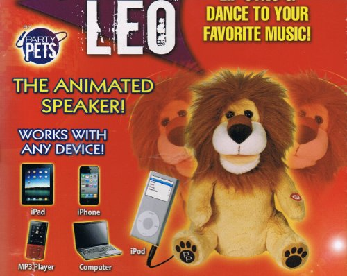 Loudmouth Leo The Animated Lion That Will Lip Sync and Dance the lion and the rose