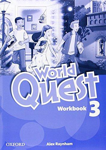 World Quest 3: Workbook