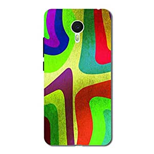 OVERSHADOW DESIGNER PRINTED BACK CASE COVER FOR MEIZU M3 NOTE